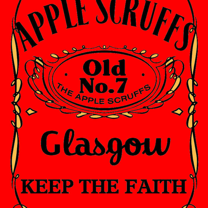 The Apple Scruffs - Keep The Faith Volume 3 cover art