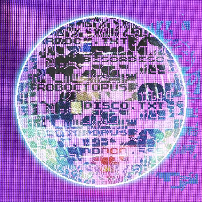 Disco.txt cover art