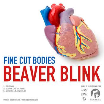 Beaver Blink cover art