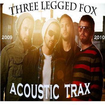 Acoustic Trax 2010 cover art