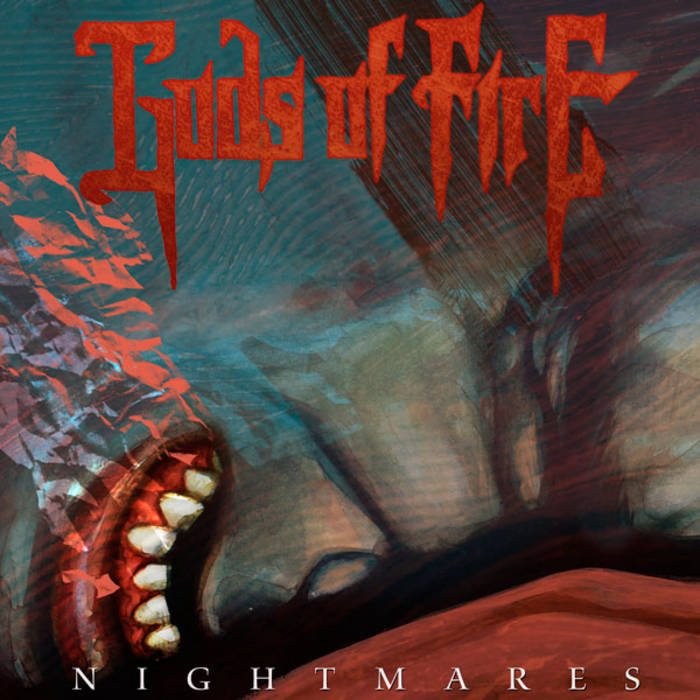 Nightmares (2011 remixed and remastered) cover art