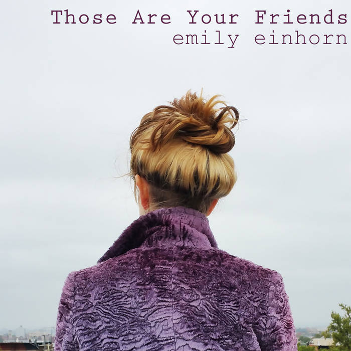 those are your friends cover art