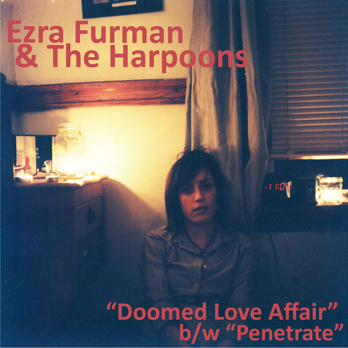 Doomed Love Affair - Single cover art