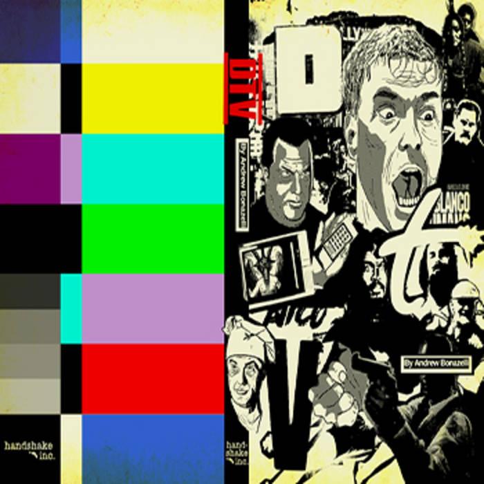 DTV Official Soundtrack cover art
