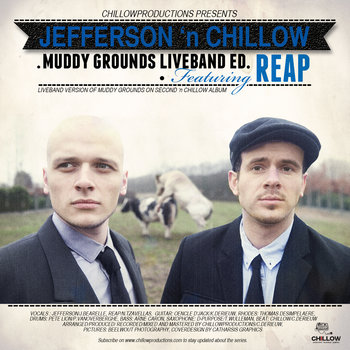 Muddy Grounds (Liveband) cover art