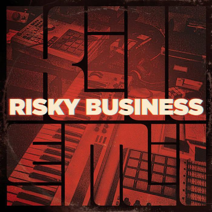 Risky Business cover art