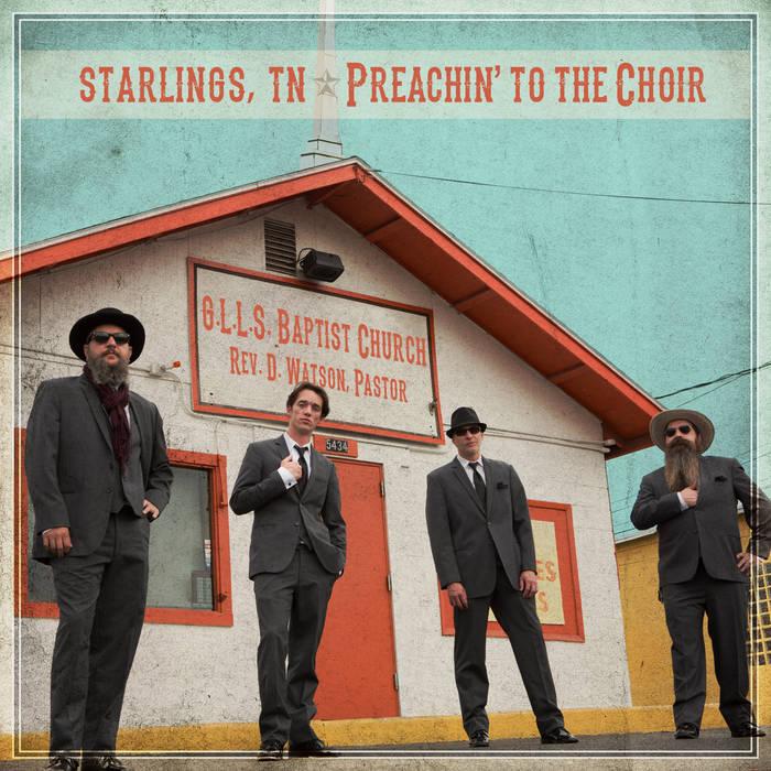 Preachin' To The Choir cover art