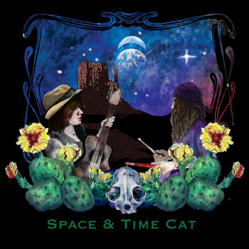 Space and Time Cat cover art