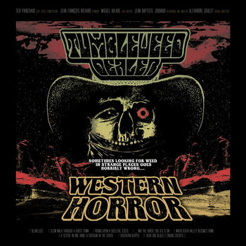 Western Horror cover art