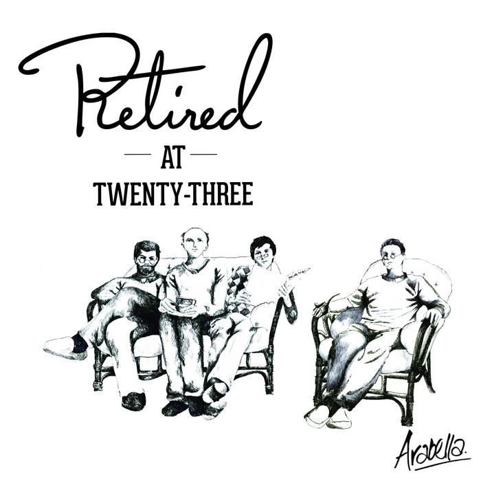 Retired At Twenty-Three cover art