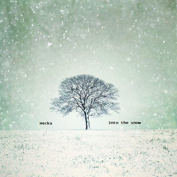 Into the snow cover art