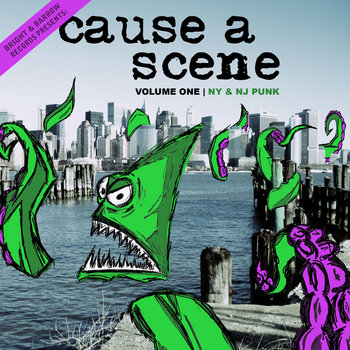 Cause A Scene, Volume One cover art