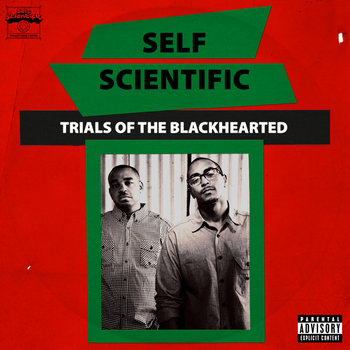 Trials Of The Blackhearted EP cover art