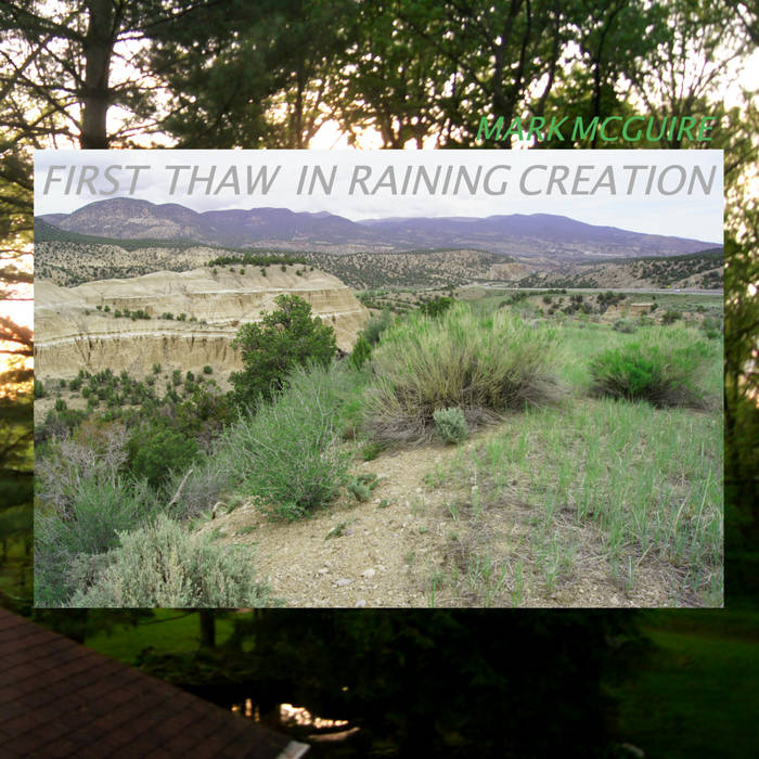 First Thaw In Raining Creation cover art