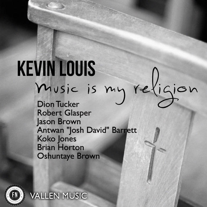 Music Is My Religion cover art
