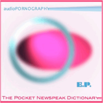 The Pocket Newspeak Dictionary cover art