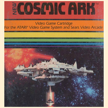 Cosmic Ark cover art