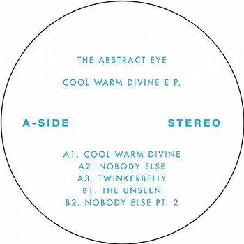 Cool Warm Divine EP cover art
