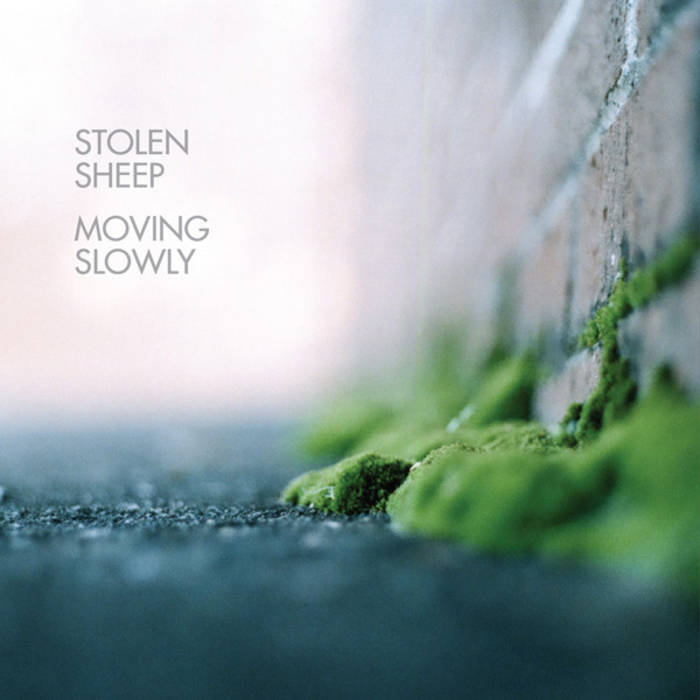 Moving Slowly EP cover art
