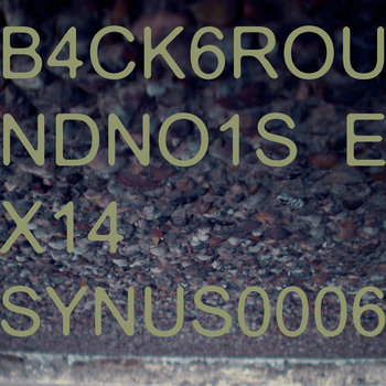 B4CK6ROUNDNO1SE X14 cover art