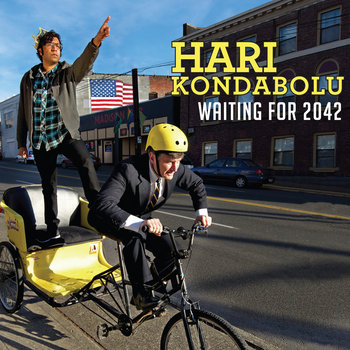 Waiting for 2042 cover art
