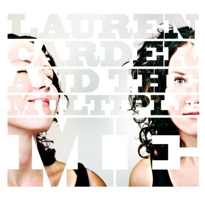 Lauren Carder & The Multiple Me EP cover art