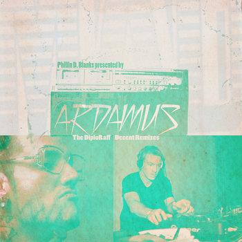 Phillin D. Blanks: The DiploRaff Decent Remixes cover art
