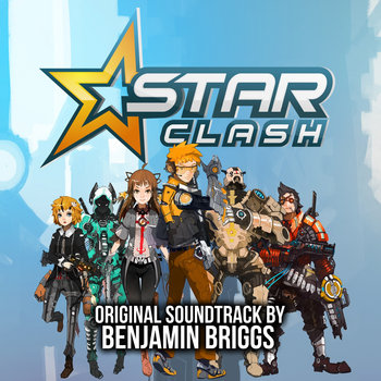 Star Clash Original Soundtrack cover art