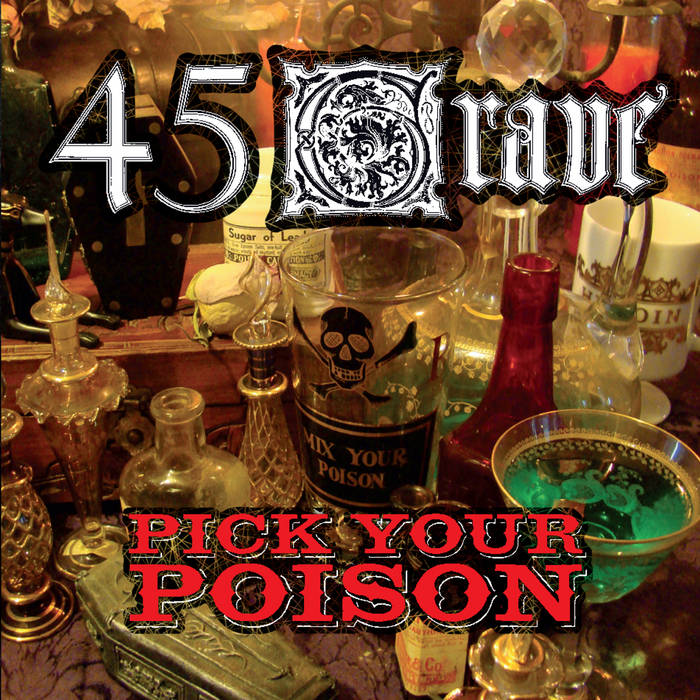 Pick Your Poison cover art