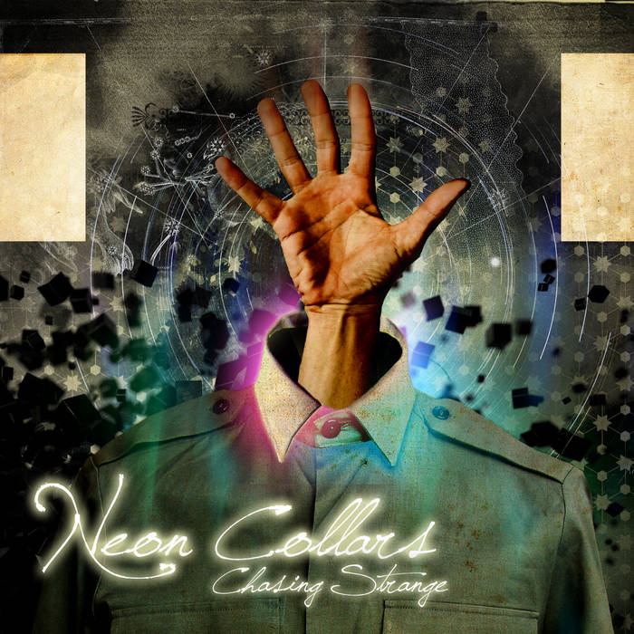 Chasing Strange EP cover art