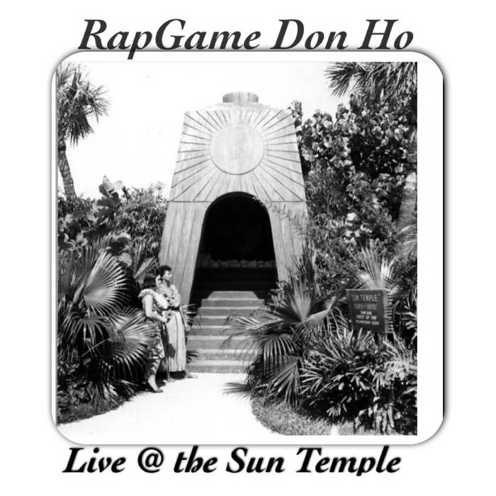 Live @ the Sun Temple cover art