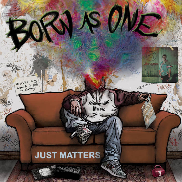 Born as One EP cover art