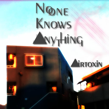 No one Knows Anything cover art