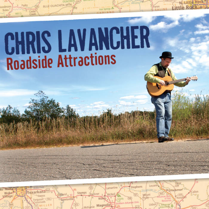 Roadside Attractions cover art