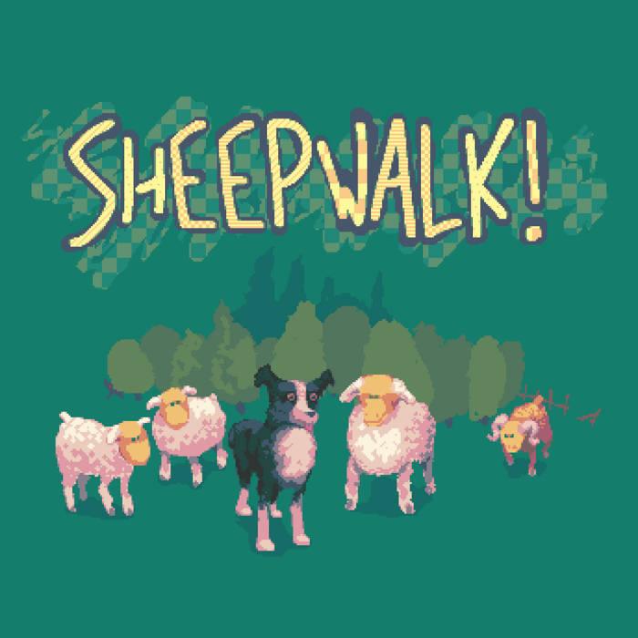 Sheepwalk! OST cover art