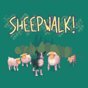 Sheepwalk! OST cover art