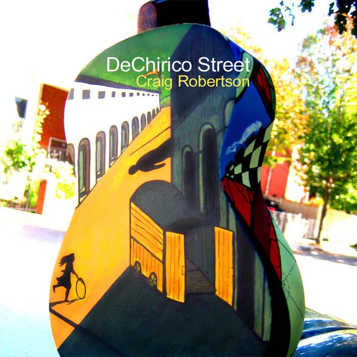 DeChirico Street cover art