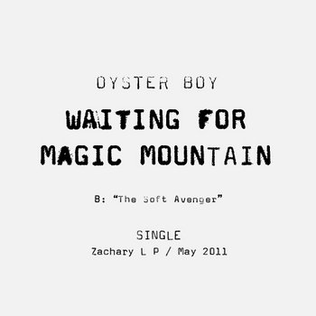 Waiting for Magic Mountain (Single) cover art