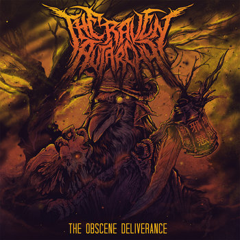 The Obscene Deliverance cover art