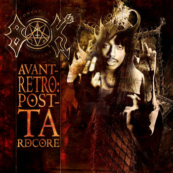 Avant Retro: Post-Tardcore cover art