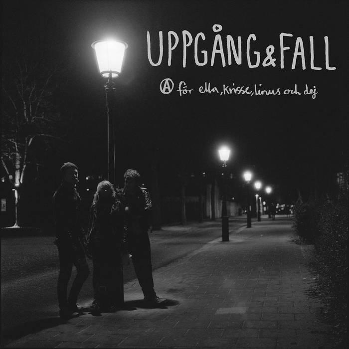 Uppgång och Fall 2012 cover art