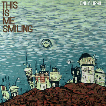 Only Uphill cover art