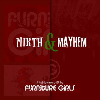 Mirth & Mayhem (A Holiday Mini-EP) cover art