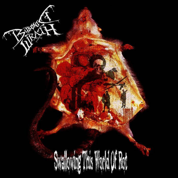 Swallowing this World of Rot cover art