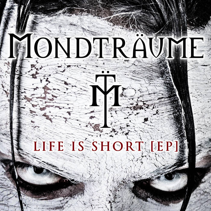 Life is short EP cover art
