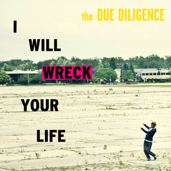 I Will Wreck Your Life cover art