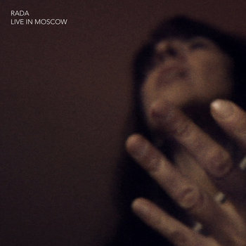 RADA • live in Moscow cover art