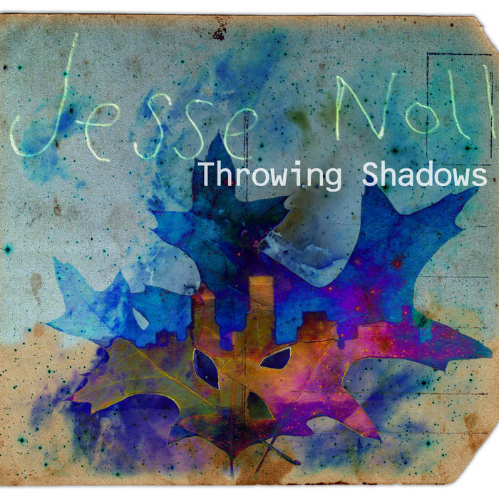 Throwing shadows cover art