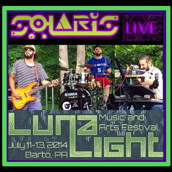 Live @ Luna Light Festival 2014 cover art