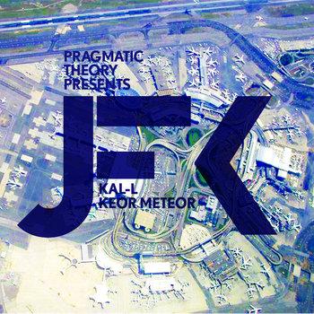 Kal-L x Keor Meteor - J.F.K EP cover art